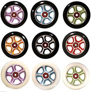Madd Gear Filth CFA 110mm Wheel Purple White