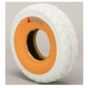 Rocker Street Pro Tyre White Gum wall