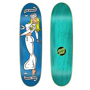 Santa Cruz Whaley Sailor Girl 8.7""