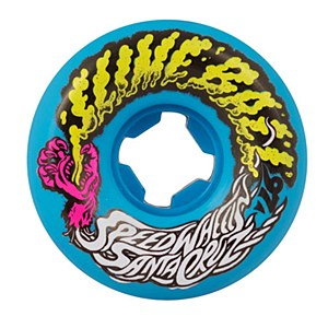 Slime Balls Vomit Mini Blue 56mm 97a