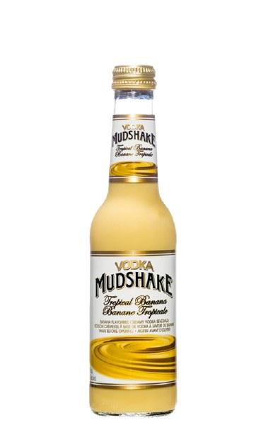 Vodka Mudshake Banana