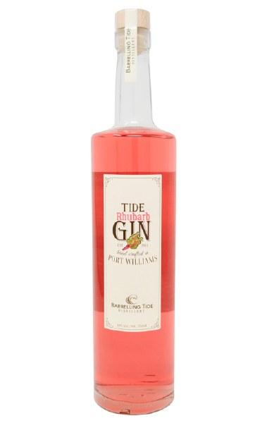 Barrelling Tide Rhubarb Gin