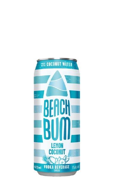Beach Bum Lemon Coconut