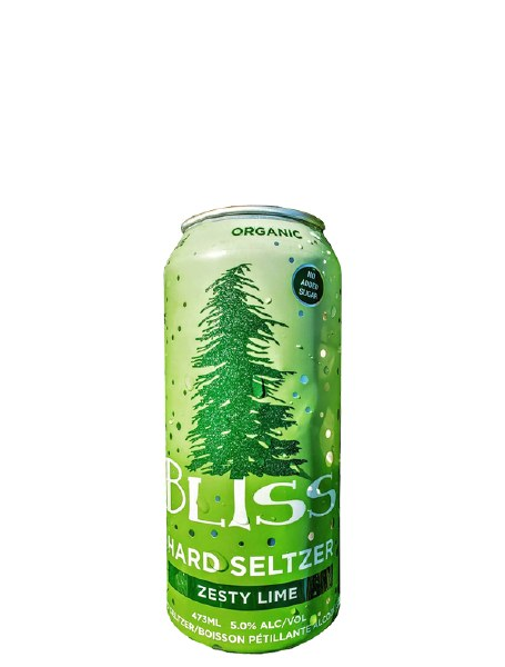 Bliss Zesty Lime Hard Seltzer
