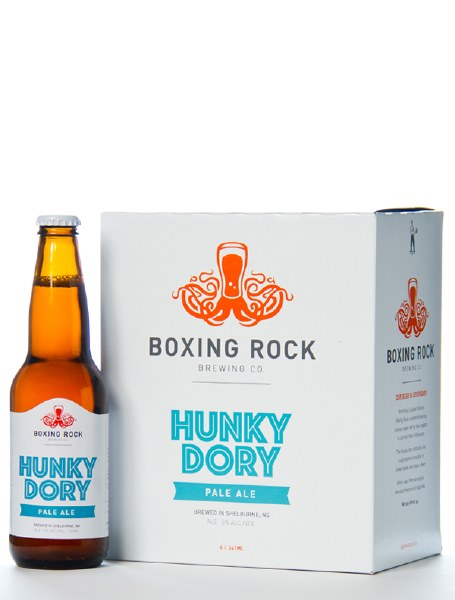 Boxing Rock Hunky Dory 6x341ml