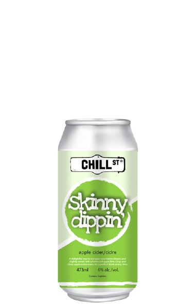 Chill St Skinny Dippin'