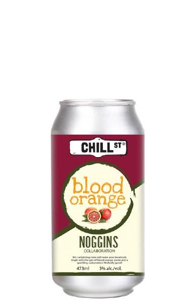 Chill St Blood Orange