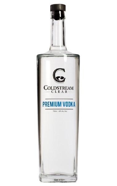 Coldstream Clear Premium Vodka
