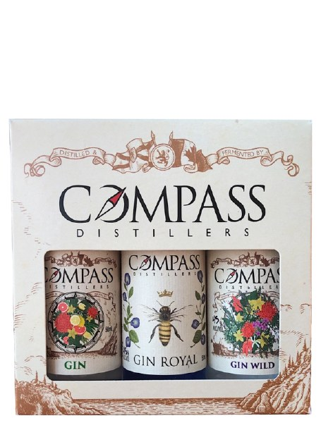 Compass Gin Gift Set