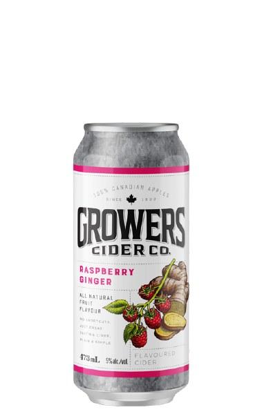 Growers Raspberry Ginger