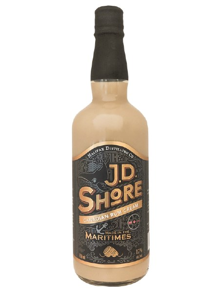 JD Shore Rum Cream