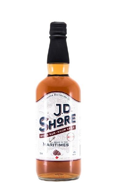 JD Shore Spiced Rum 750ml