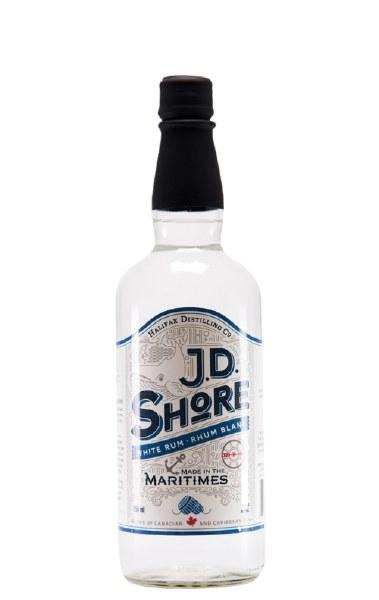JD Shore White Rum 750ml