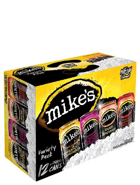 Mikes Hard Variety 12pk