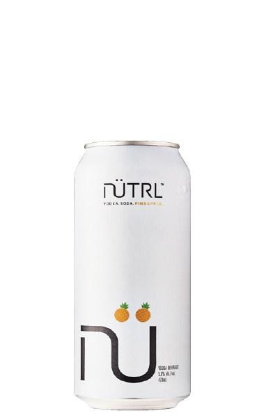 Nutrl Vodka Soda Pineapple