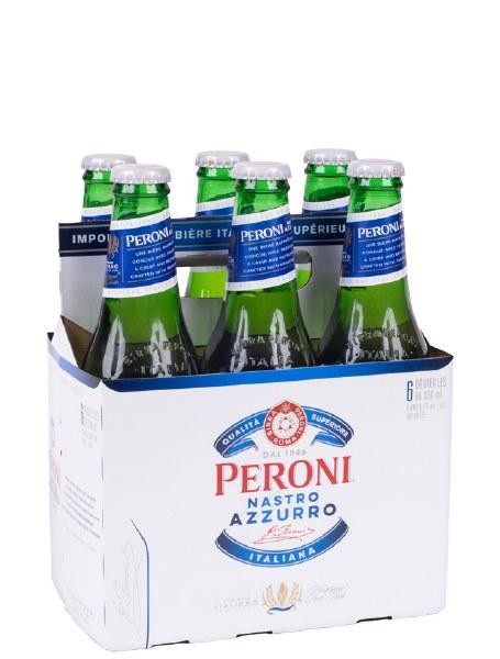 Peroni Nastro Azzurro Lager 6p