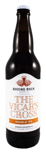 Boxing Rock Vicar's Cross DIPA