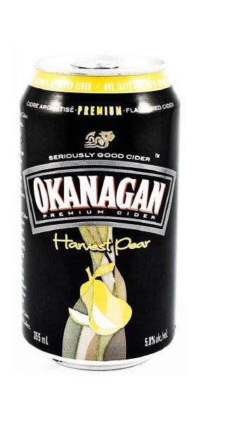 Okanagan Harvest Pear 6x355ml