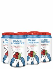 Blue Lobster Cherry Lime 6pk