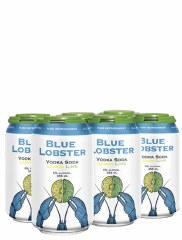 Blue Lobster Lemon Lime 6pk