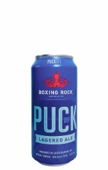 Boxing Rock Puck Off  Can