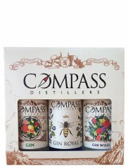 Compass Gin Gift Set