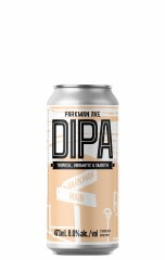Copper Bottom Parkman Ave DIPA