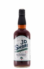 JD Shore Black Rum 750ml
