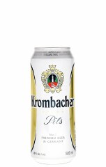 Krombacher Pilsner 500ml