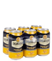 Okanagan Harvest Pear 6x355ml
