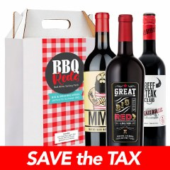 Summer 2020 BBQ Wines