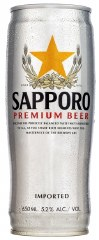 Sapporo Premium Beer 650ml