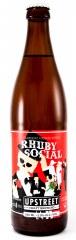 Upstreet Ruby Social