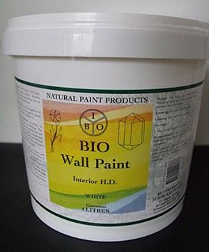 Bio Wall Paint White 4L