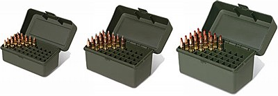 Rifle Cartridge Holders