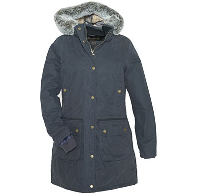 Barbour Brittania Ladies Waterproof Jacket