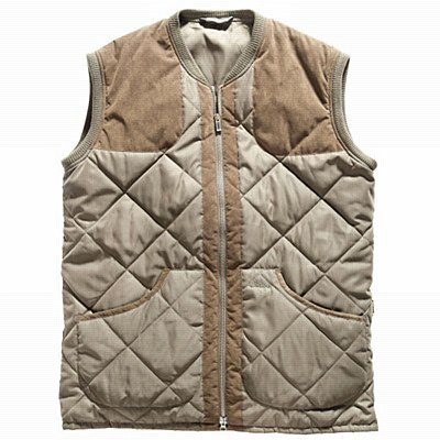 Barbour Cheviot Quilted Shooting Gilet