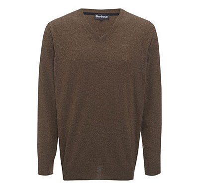 Barbour Essential Lambswool Jumper