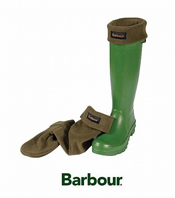 Barbour Fleece Boot Liners