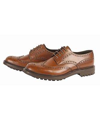 Barbour Ilkley Country Brogues