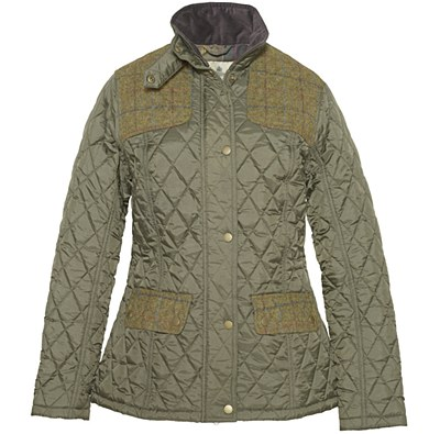 Barbour Iris Ladies Quilted Sporting Jacket