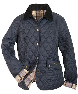 Barbour Kendal Quilted Jacket