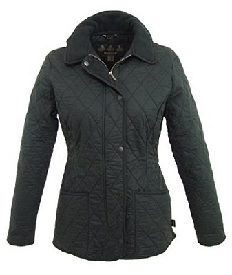 Barbour Ladies Duracotton Polarquilt Jacket