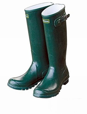 Barbour Ladies Wellington Boot