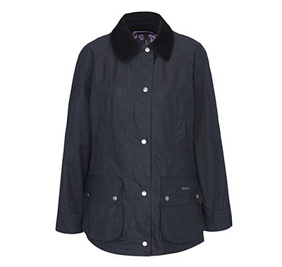Barbour Printed Beadnell Jacket