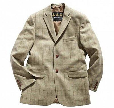 Barbour Tweed Sports Jacket