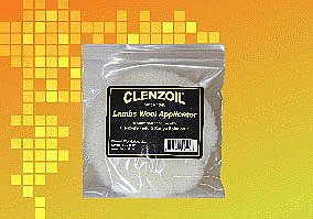 Clenzoil Lambswool Cleaning Wipe