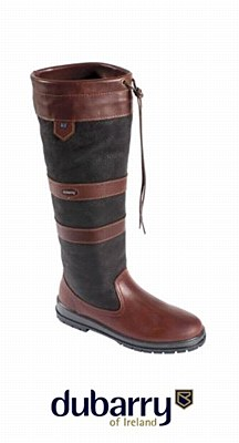 Dubarry Galway Black Boots