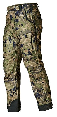 Harkila Q Fleece Test Team Optifade Trousers