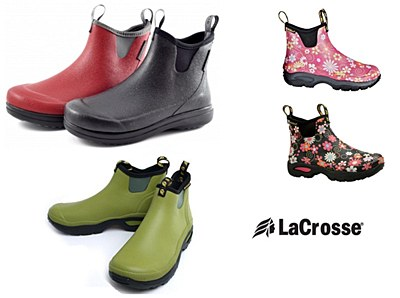 LaCrosse Hampton Ladies Boots